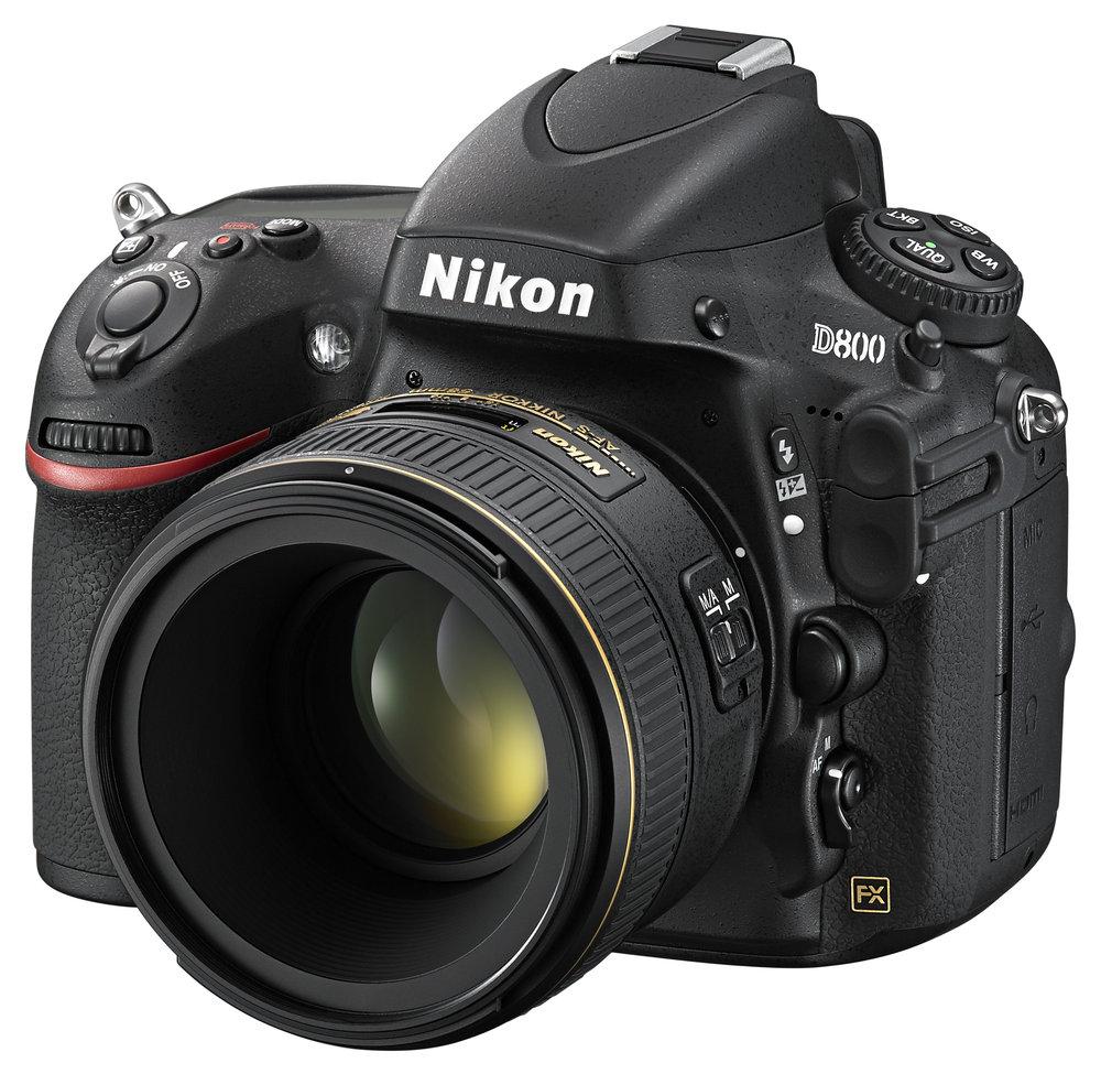 Nikon d800 kit 50 mm f1.4 g