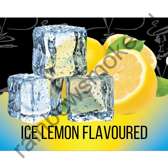 Gixom Original series 50 гр - Ice Lemon (Айс Лимон)