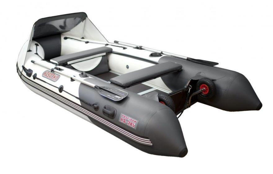 Лодка Касатка-385 Sport БУ
