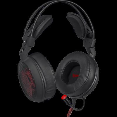 Игровая гарнитура Delirium Pro объемный звук 7.1, провод 2 м