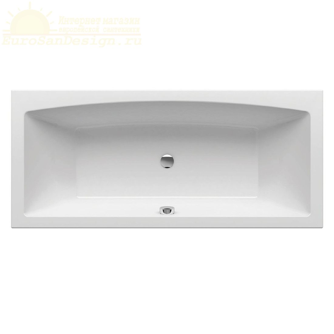 Прямоугольная ванна Ravak Formy 02 180x80 ФОТО