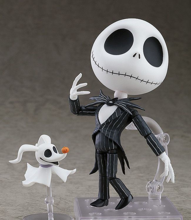 The Nightmare Before Christmas - Nendoroid Jack Skellington Джек Скеллингтон