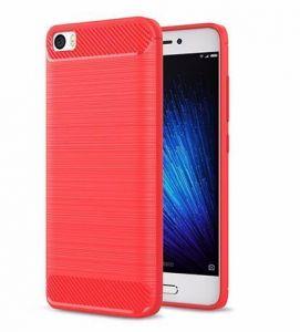 Накладка Xiaomi Mi5 antishock (red)