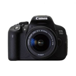 Canon EOS 700D Kit 18-55mm f/3.5-5.6 IS STM