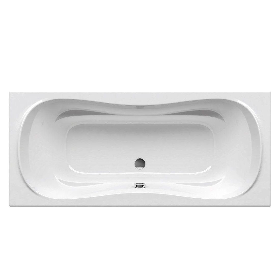 Прямоугольная ванна с гидромассажем Ravak Campanula II 180x80 ФОТО