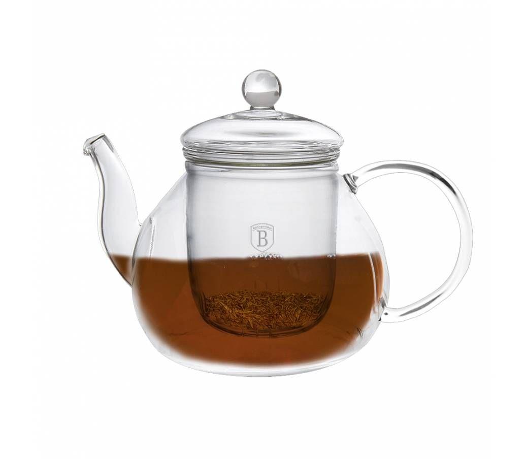 BH-1363 Чайник заварочный стеклянный,1 литр