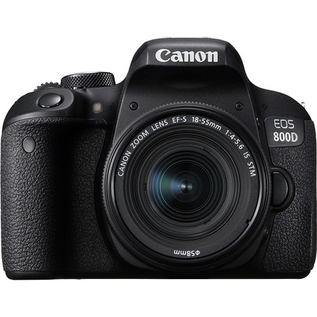 Canon EOS 800D EF-S 18-55mm IS STM