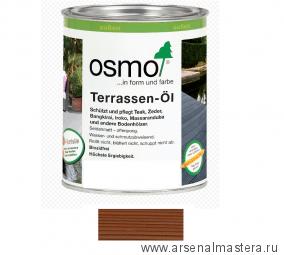 Масло для террас Osmo 010 Terrassen-Ole для термодревесины Натуральный тон 0,75л