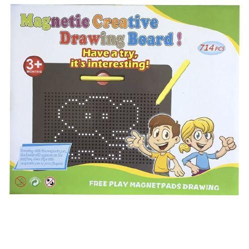 Магнитный планшет Magnetic creative drawing board