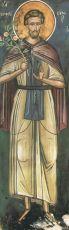 Икона Христофор Римлянин преподобный