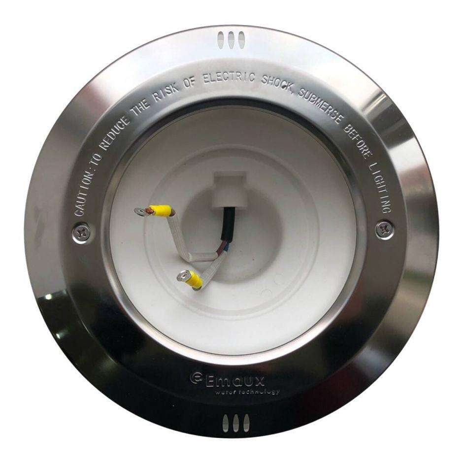 Прожектор Aquaviva NP300-S без лампы под лайнер, нерж. накладка