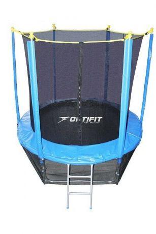 Батут Optifit Like Blue 8ft 2,44 м
