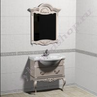 Консоль с зеркалом Русильон Provence- 2- 75