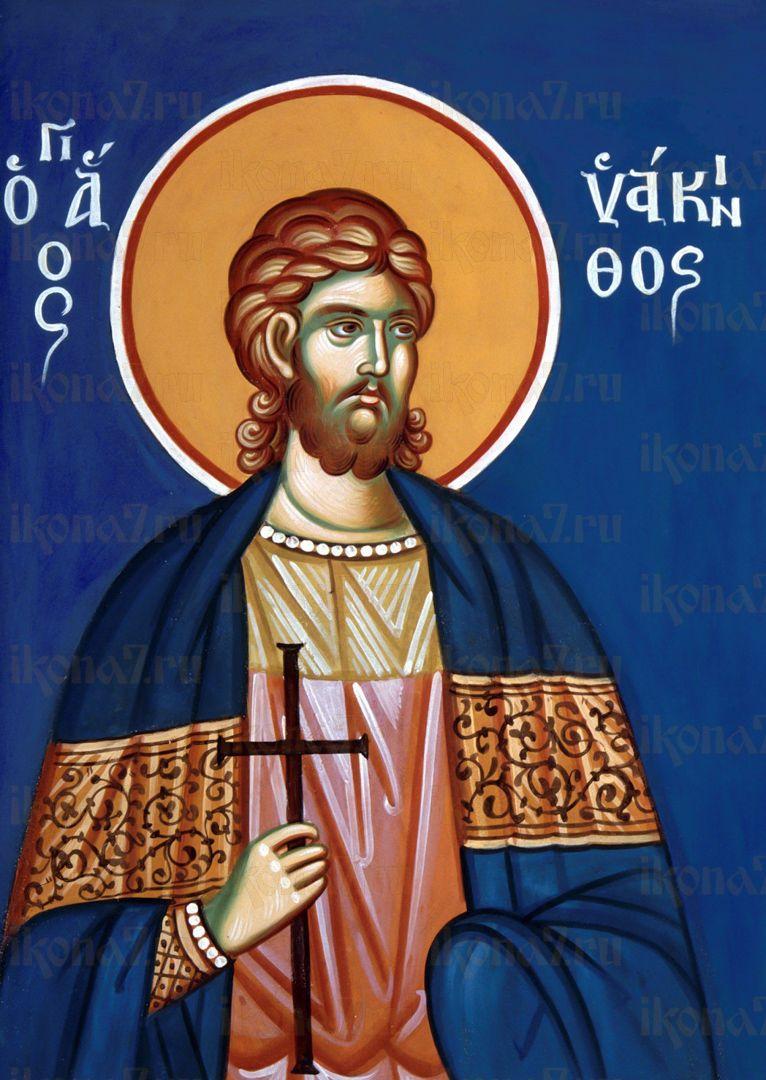 Икона Иакинф Амастридский мученик