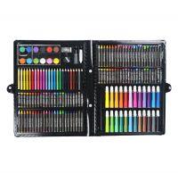 Набор для рисования в чемодане Super Mega Art Set 168 предметов (цвет черный)_3