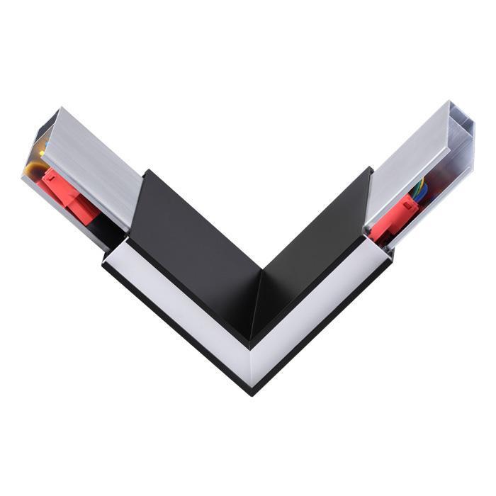 Соединитель угловой токопроводящий Novotech 135077