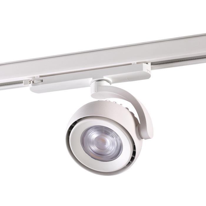 Трековый светодиодный светильник Novotech Curl 358167