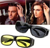 Антибликовые очки HD VISION Wrap Arounds 2 пары_2