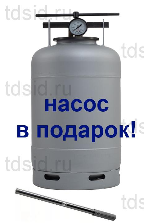 """Автоклав """"Белорусский"""" 18л (Россия)"""