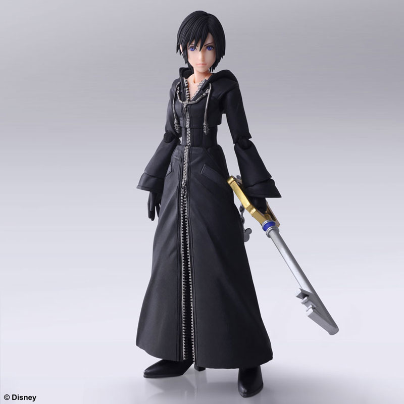 Аниме фигурка Kingdom Hearts III - Bring Arts Xion