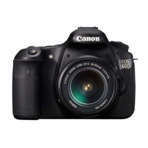 Canon EOS 60D kit 18-55mm f/3.5-5.6 DC III