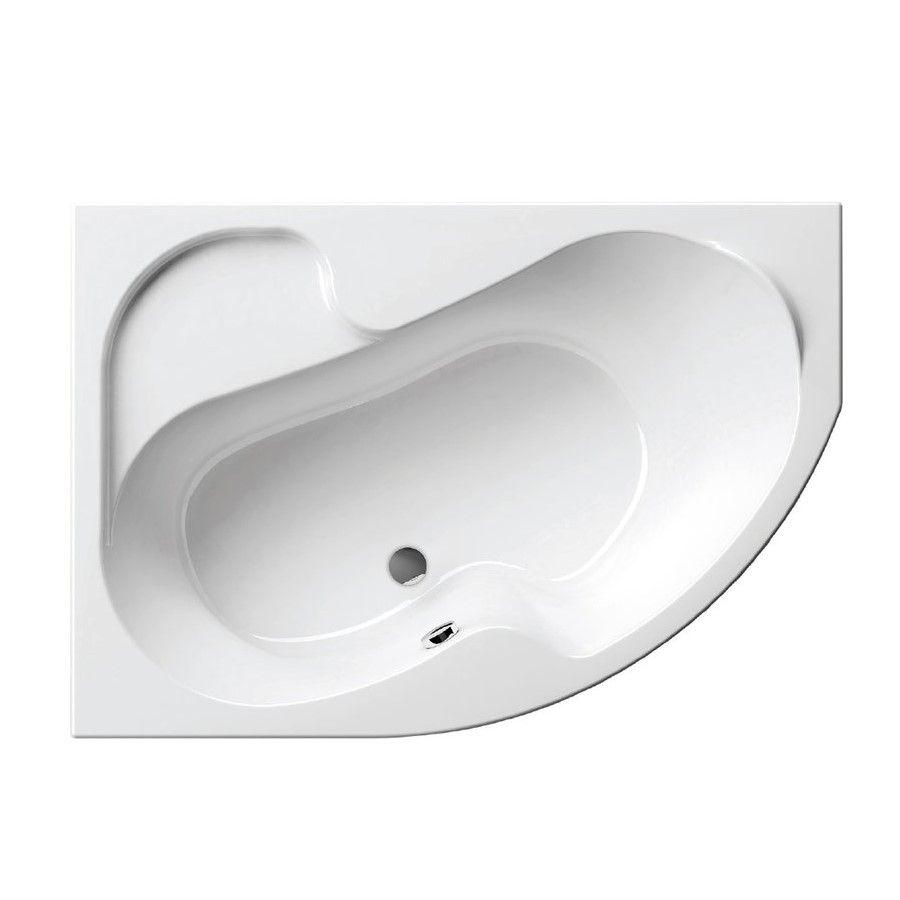 Угловая ванна Ravak Rosa I 140x105 ФОТО