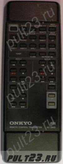 ONKYO RC-250S, TX-9031RDS