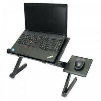 Столик-трансформер для ноутбука Laptop Table Т9 (4)