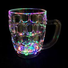 Светящаяся кружка Led Light-up Drinkware Beer Mug, 350 мл