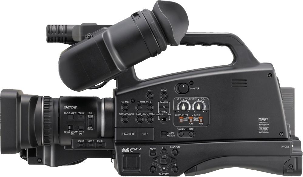 Panasonic HMC 84EN
