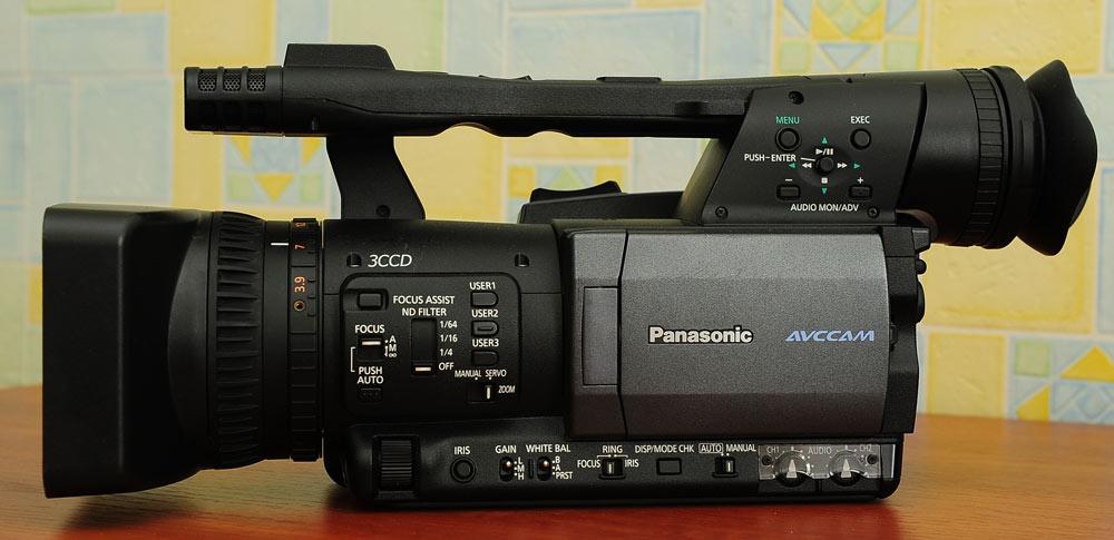 Panasonic AG-HMC154