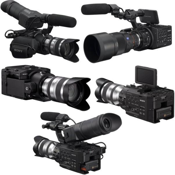 Sony NEX-FS100 PK