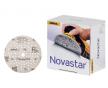 Премиальный шлифовальный абразив на прочной пленочной основе Mirka Novastar 125 мм 89 отверстий Р 80 в комплекте 100 шт