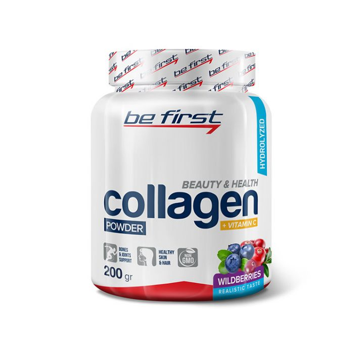 Be First - COLLAGEN + vitamin C powder
