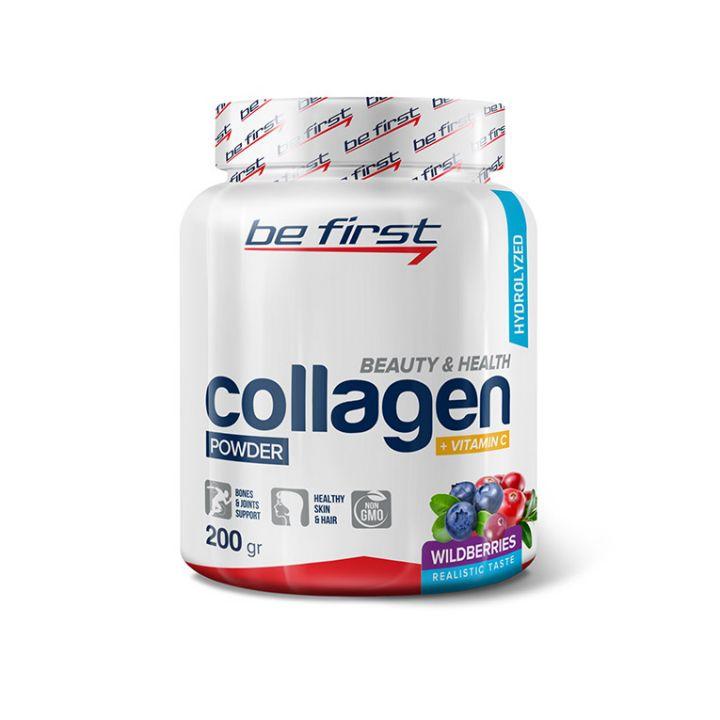Be First - COLLAGEN + vitamin C powder