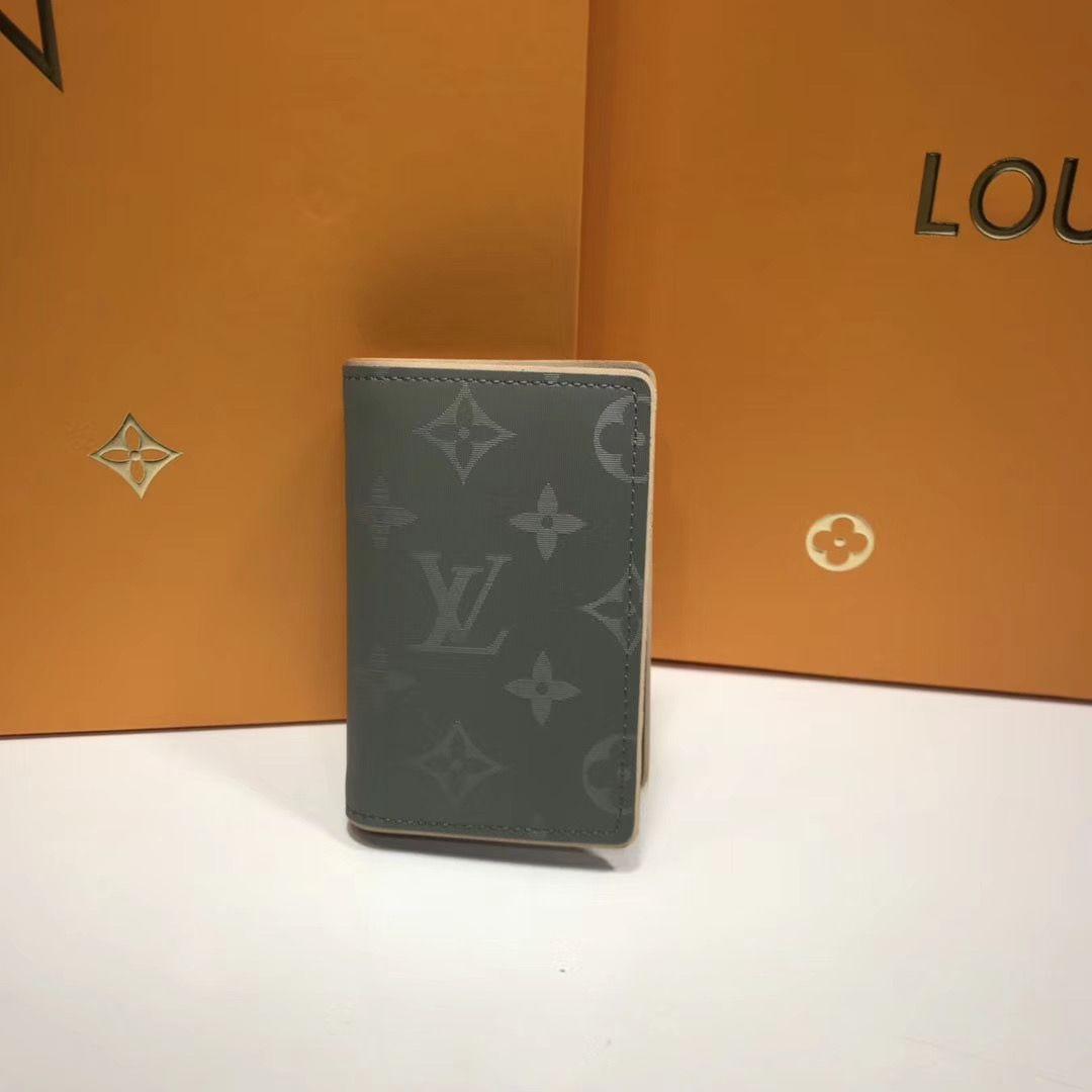 Карманный органайзер Louis Vuitton Monogram Titanum