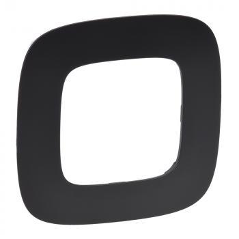 VLN-a Матовый черный Рамка 1П