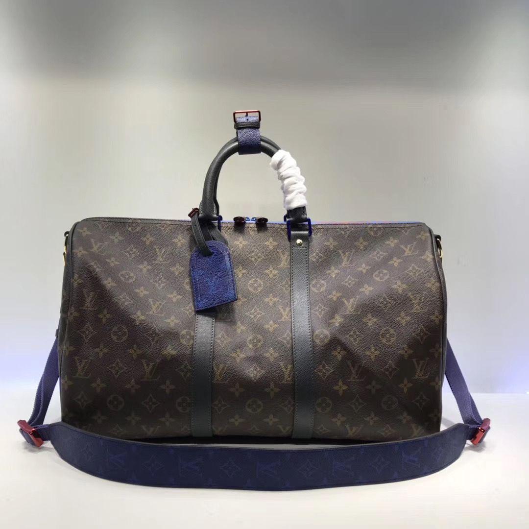 Дорожная сумка Louis Vuitton by Kim Jones