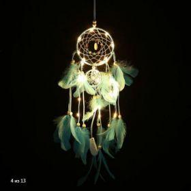Ночник Ловец снов с подсветкой