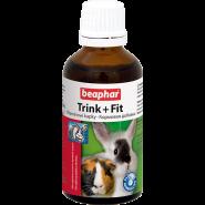 Beaphar Trink+Fit Nager Витамины для грызунов, 50мл