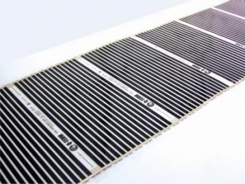 Теплый пленочный пол Qterm 150 Вт/м2, ширина 0.5 м