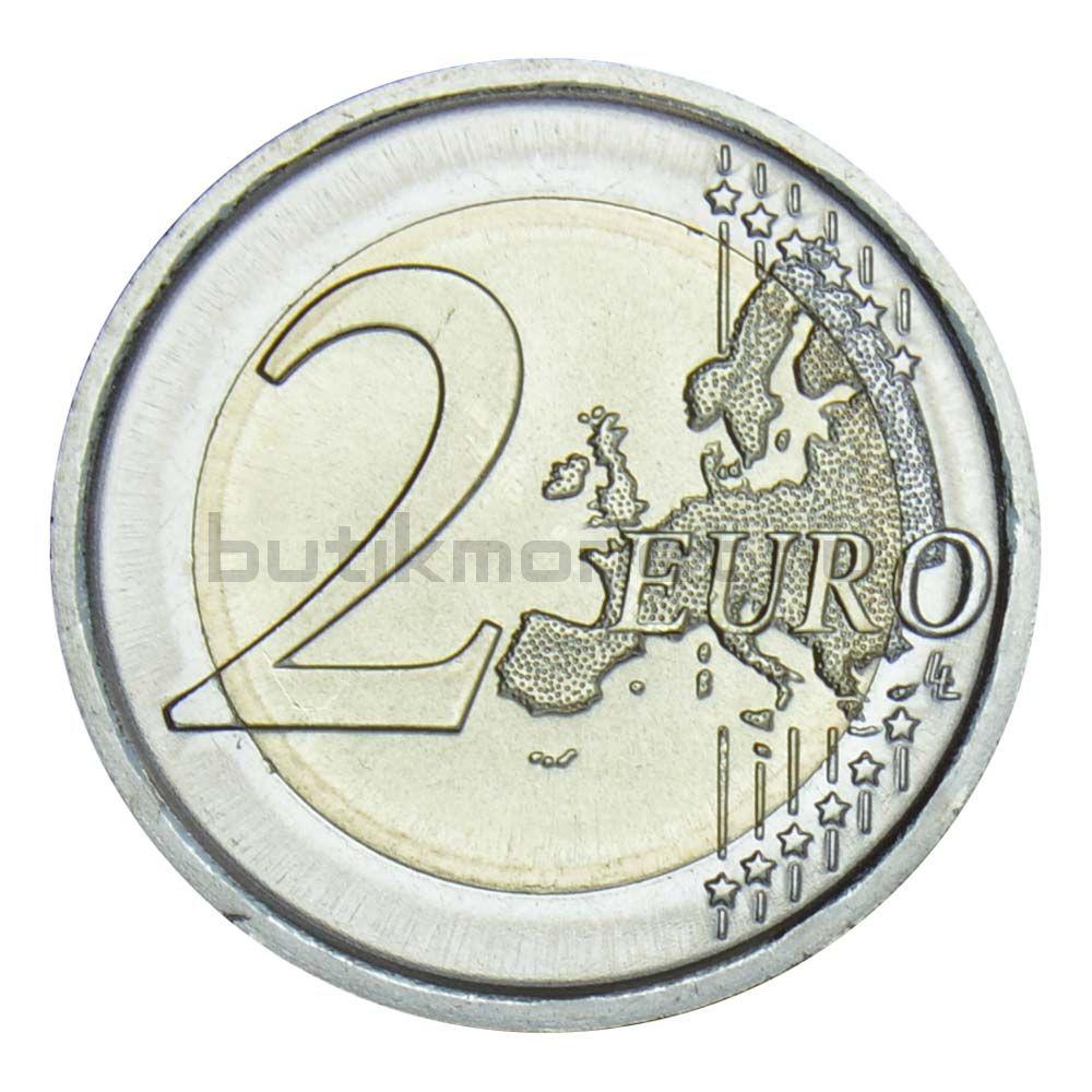 2 евро 2019 Словения 100 лет основанию Люблянского университета