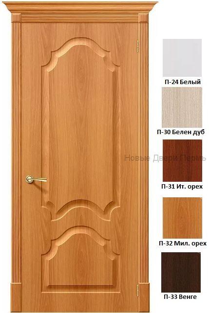 """""""Скинни-32"""" ДГ межкомнатная дверь с ПВХ покрытием"""