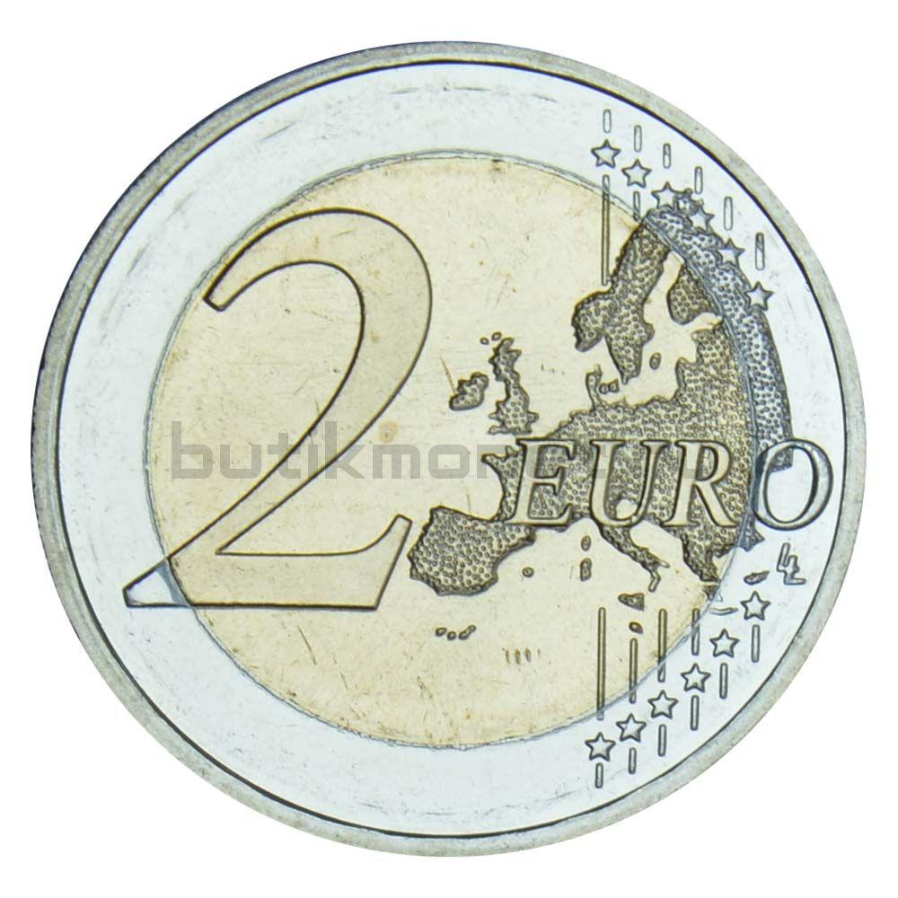 2 евро 2019 Германия Падение Берлинской стены D