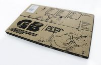 StP GB 3 лист 0,75х0,47 м. Упаковка 8 листов
