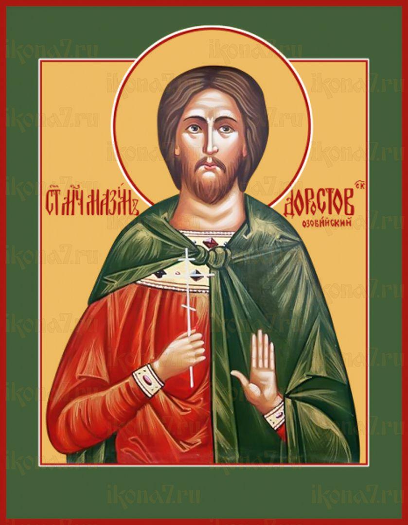 Икона Максим Доростольский мученик