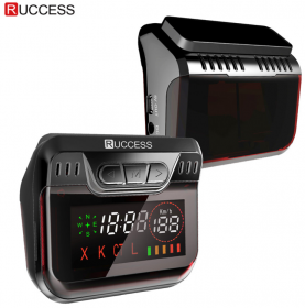 "Радар детектор Ruccess STR-S900-G GPS + ""стрелка"""