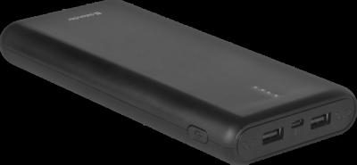 Внешний аккумулятор Lavita 16000B 2 USB, 16000 mAh, 2.1A