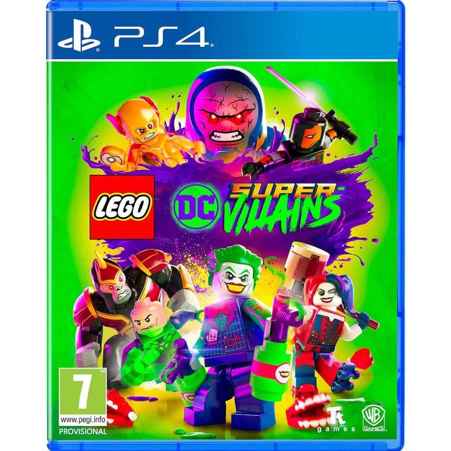 Игра Lego DC Super-Villains (PS4)