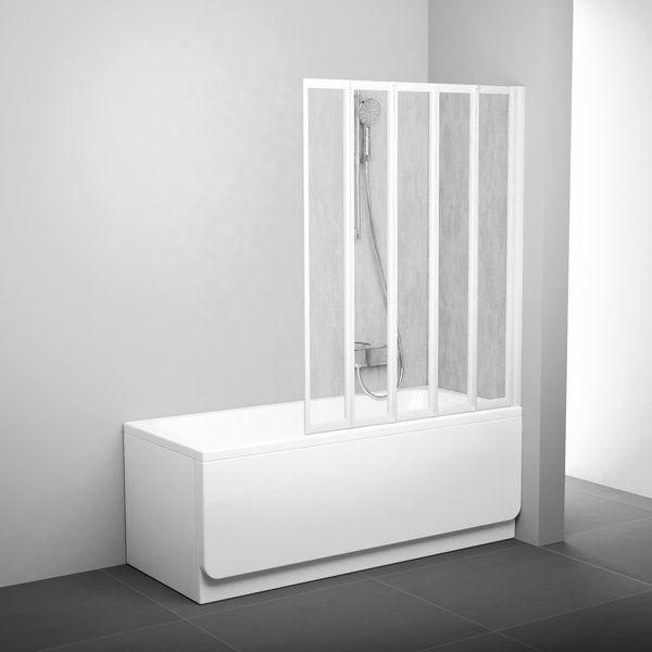 Ravak VS5 шторка для ванны ФОТО